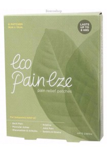 ECO PATCHES Eco PainEze Pain Relief Patches