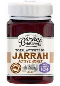 BARNES NATURALS Jarrah Active Honey TA 10+ (500g)