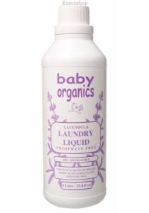 BABY ORGANICS Laundry Liquid Lavendula