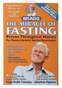 Book The Miracle of Fasting by Paul & Patricia Bragg