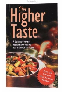 The Higher Taste by A.C. Bhaktivedanta Swami