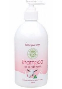 BILLIE GOAT SOAP Shampoo Goat's Milk (500ml)