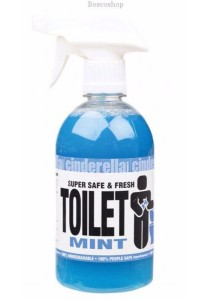 CINDERELLA Toilet Cleaner Mint