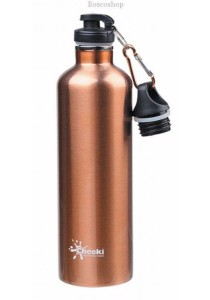 CHEEKI Stainless Steel Bottle (Insulated Copper 600ml)