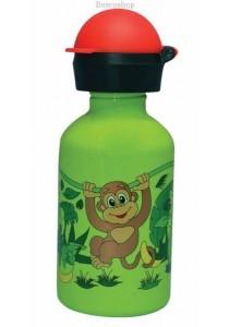 CHEEKI Stainless Steel Bottle (Monkey 500ml)