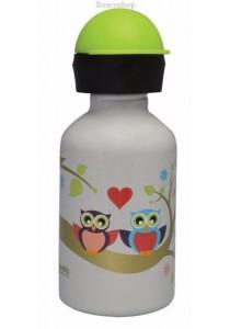 CHEEKI Stainless Steel Bottle (Owls 500ml)