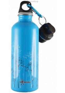 CHEEKI Stainless Steel Bottle (Wildgrass 500ml)