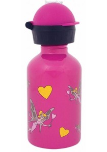 CHEEKI Stainless Steel Bottle (Fairies 500ml)