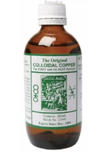ORIGINAL COLLOIDAL Colloidal Copper