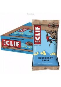CLIF BAR Blueberry Crisp Display Box of 12