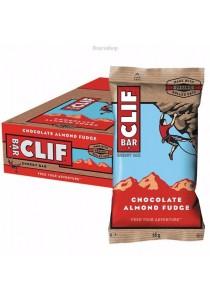 CLIF BAR Chocolate Almond Fudge Display Box of 12
