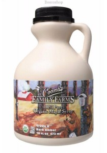 COOMBS FAMILY FARMS Maple Syrup Grade A (473ml)
