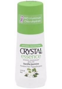 CRYSTAL ESSENCE Roll-on Deodorant (Vanilla Jasmine)