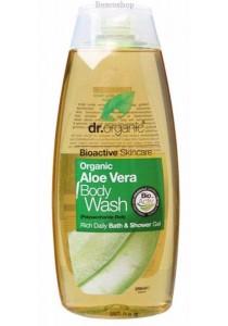 DR ORGANIC Body Wash (Organic Aloe Vera)