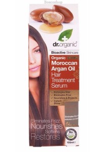 DR ORGANIC Hair Treatment Serum (Organic Moroccan Argan Oil)
