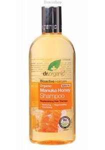 DR ORGANIC Shampoo (Organic Manuka Honey)