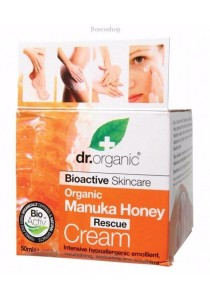 DR ORGANIC Rescue Cream (Organic Manuka Honey)