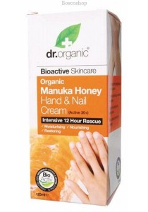 DR ORGANIC Hand & Nail Cream (Organic Manuka Honey)