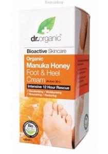 DR ORGANIC Foot & Heel Cream (Organic Manuka Honey)