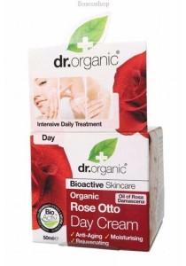 DR ORGANIC Day Cream (Organic Rose Otto)