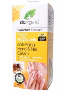 DR ORGANIC Hand & Nail Cream (Organic Royal Jelly)