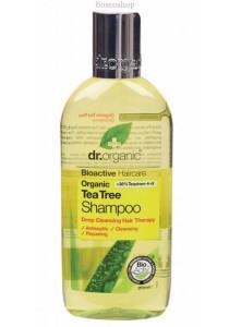 DR ORGANIC Shampoo (Organic Tea Tree)