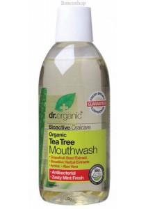 DR ORGANIC Mouthwash (Organic Tea Tree)
