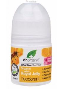 DR ORGANIC Roll-on Deodorant (Organic Royal Jelly)