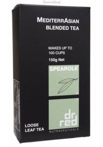 DR RED Herbal Loose Leaf Tea Spearole MediterrAsian