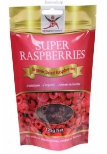 DR SUPERFOODS Dried Raspberries Super Raspberries