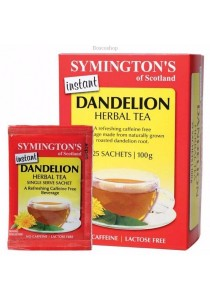 SYMINGTONS Instant Herbal Tea Dandelion - Single Serve Sachets
