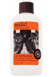 ECO KID Bubble Bath (Children) Call Me Bubbles