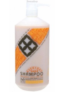Alaffia Shampoo (Vanilla Mint) 950mL