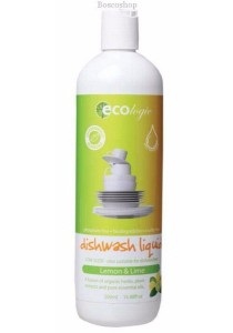 ECOLOGIC Dishwash Liquid (Lemon & Lime)