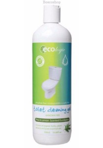 ECOLOGIC Toilet Cleaning Gel (Pine, Lemon & Eucalyptus)