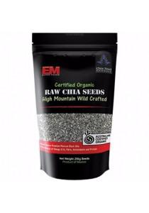 EM SUPER FOODS Black Chia Seeds (250g)