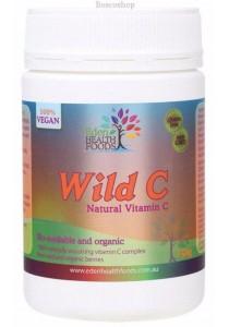 EDEN HEALTH FOODS Wild C Natural Vitamin C Powder