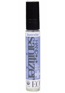EO Hand Sanitizer Spray (Lavender) (10ml)