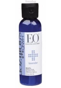 EO Hand Sanitizer Gel (Lavender) (60ml)