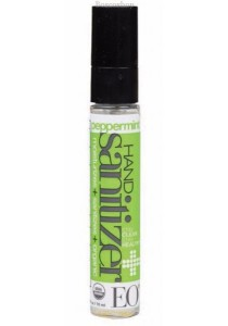 EO Hand Sanitizer Spray (Peppermint) (10ml)