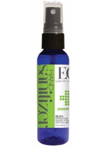 EO Hand Sanitizer Spray (Peppermint) (60ml)
