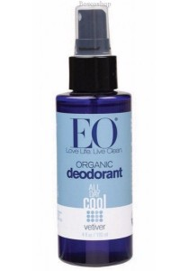 EO Deodorant Spray (Vetiver)