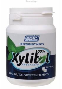 EPIC Xylitol Dental Mints (Peppermint)