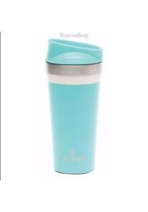 ECOBUD Vacuum Insulated Mug 400mL (Aqua)