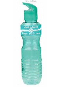 ENVIRO PRODUCTS Drink Bottle - Flip 'n' Sip with Straw Tritan Y 1L