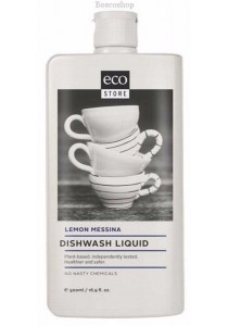 ECOSTORE Dishwash Liquid (Lemon) (500ml)