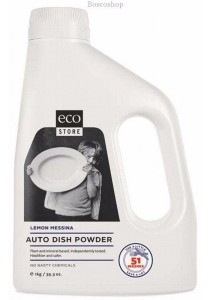 ECOSTORE Dishwasher Powder (Lemon) (1kg)