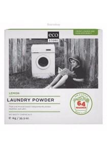 ECOSTORE Laundry Powder (Front Loader) (Lemon) (1kg)