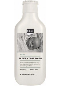 ECOSTORE Baby Sleepytime Bath Wash