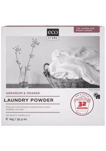 ECOSTORE Laundry Powder (Geranium & Orange) (1kg)